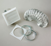 Splendide #VI-422 Standard Dryer Vent Kit for vented combo washer-dryers and compact clothes dryers