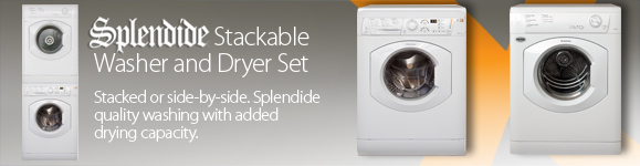 Compare All Splendide Models - With four different models to choose from, there's a Splendide washer-dryer that's perfect for your small space!